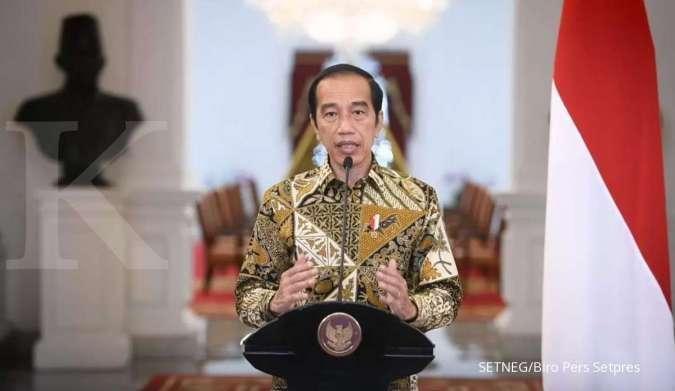 © Biro Pers Setpres Jokowi luncurkan program konektivitas digital Indonesia